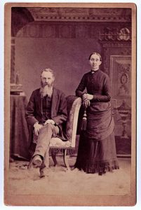 Elizabeth Johnston and Robert Johnston