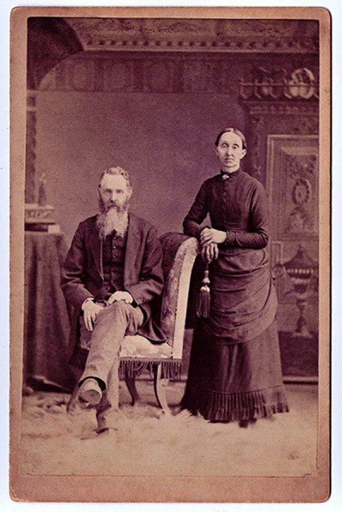 Elizabeth Johnston and Robert Johnston