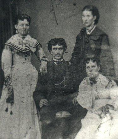 Sarah Jane Johnston and Thomas Evans